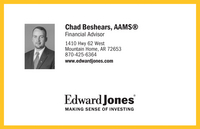 Edward Jones Investments Chad Beshears