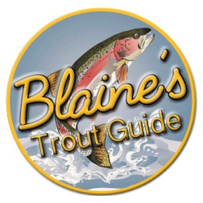 Blaine's Trout Fishing, Guide Services & Lodging