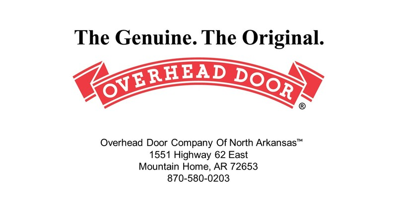 Overhead Door Company of North Arkansas
